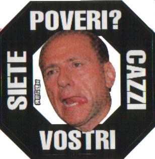 Delinquente Berlusconi